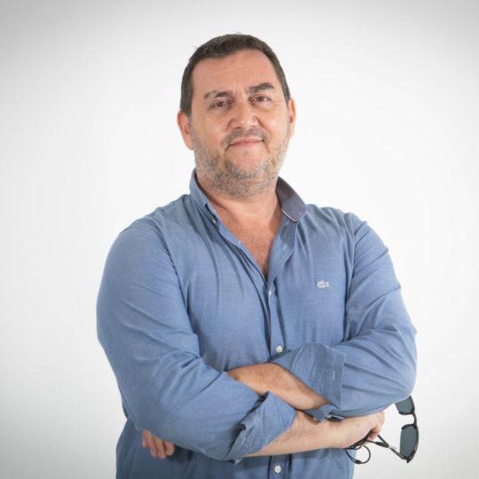 Sébastien Ferrando auteur de l'article