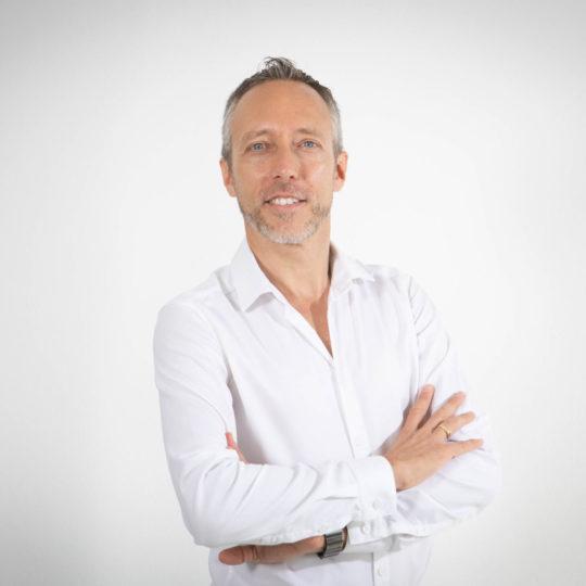 Cédric Muller auteur de l'article