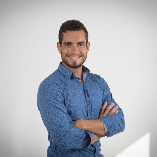 Baptiste Lucas auteur de l'interview