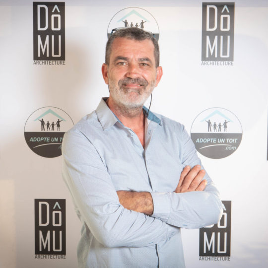 Fabrice Reinard auteur de l'interview