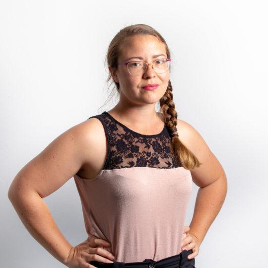 Marina Mondon auteur de l'article