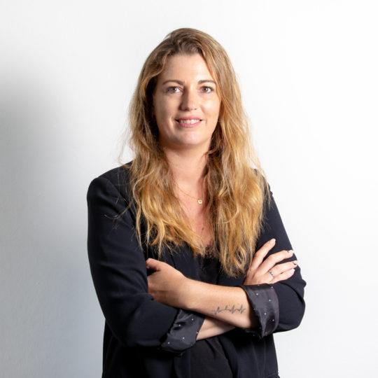 Pauline Riou auteur de l'article