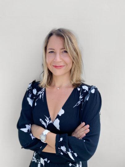 Alexandra Simsen auteur de l'article