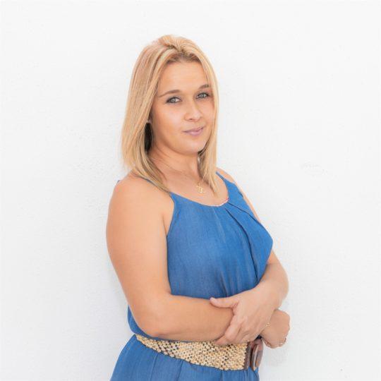 Sarah Lassalle auteur de l'article