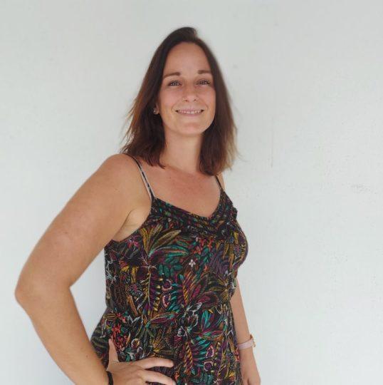 Magalie Gautiez auteur de l'article